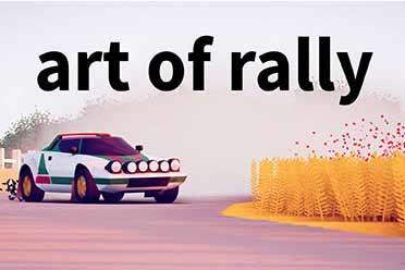 卡透风赛车游戏《拉力赛优游平台术》PS版将于10月8日出售