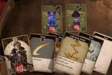 尼尔团队新作《卡牌之声:龙之岛》上Steam 收费试玩!