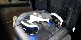 光荣大型VR设备VR SENSE体验报告