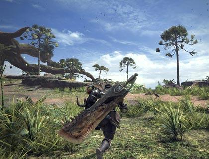 《怪物猎人:世界》全新实机演示