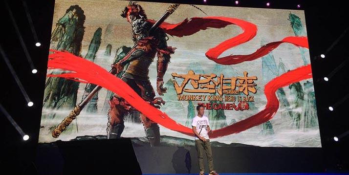 CJ2017:同名电影改编 国行PS4《大圣归来》公布!