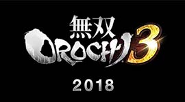 《无双大蛇3》中文版将与日文版同步上市