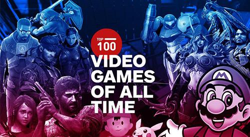 IGN评选史上最伟大的百款游戏 100~81名