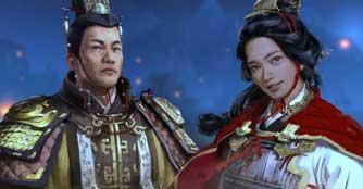 《全战:三国》最新演示 孙夫人斩两员大将