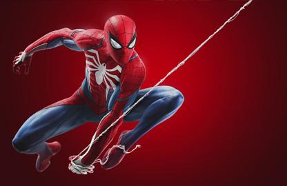 《漫威蜘蛛侠》