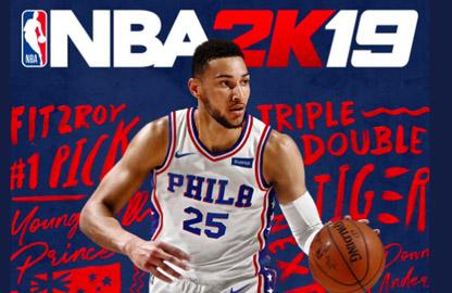 《NBA 2k19》