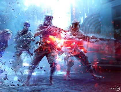 《战地5》多人模式IGN评分7.5分!