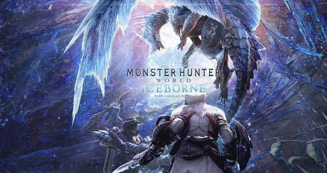《怪物猎人世界:冰原》