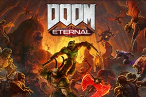 制霸steam:《DOOM永恒》,恶魔杀手的正确打开方式