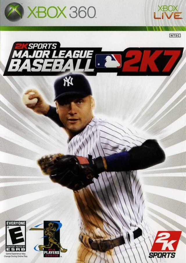 美国职业棒球大联盟2K7