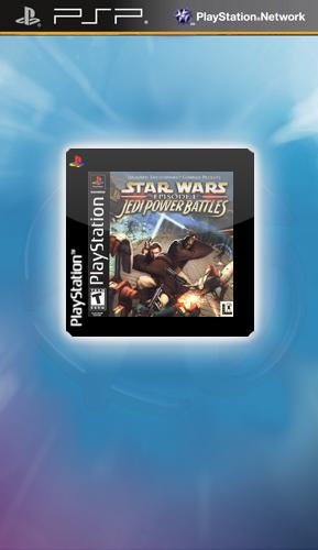星球大战 绝地原力(PS1)