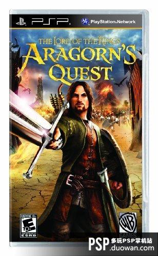 指环王:阿拉贡的冒险