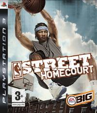 NBA街头篮球4 主场作战