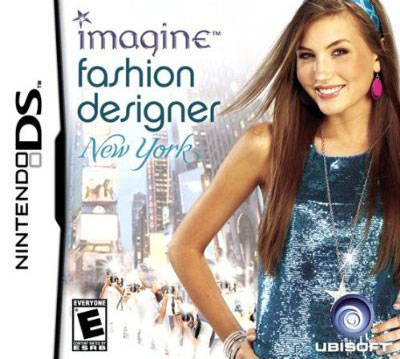 幻想 纽约服装设计师