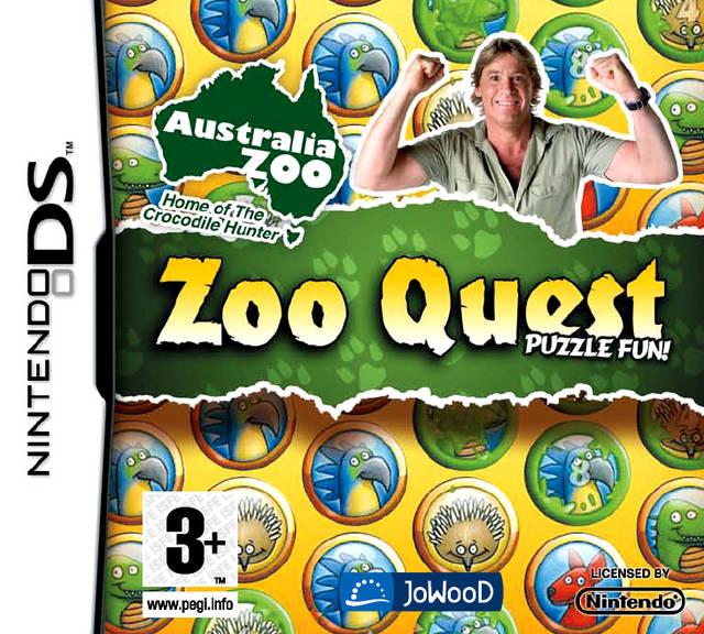 动物园探索 解谜乐趣