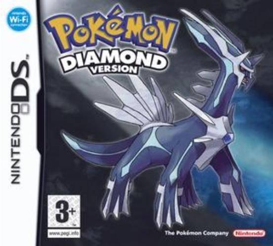 口袋妖怪 钻石