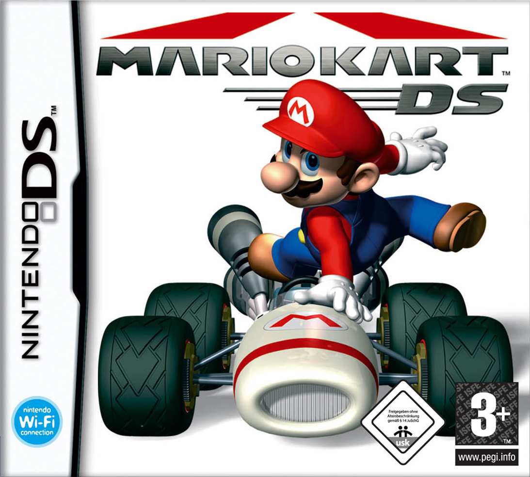 马里奥赛车DS