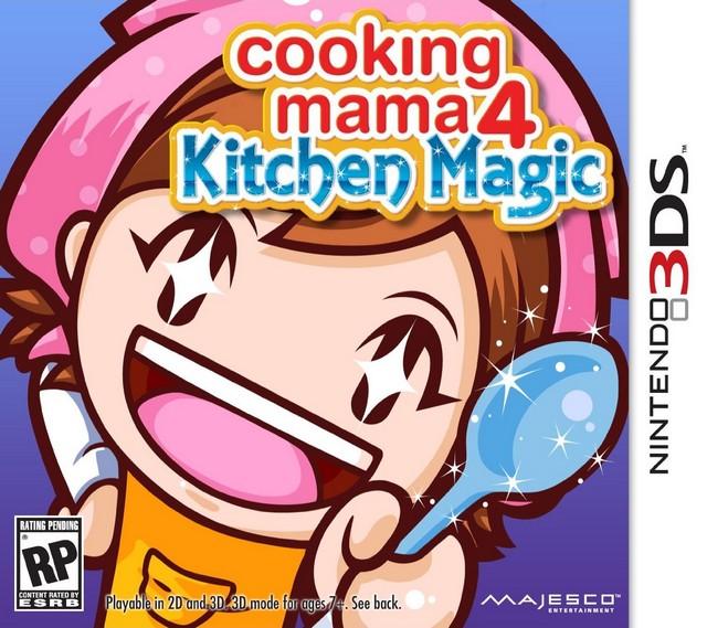 《料理妈妈4》美版