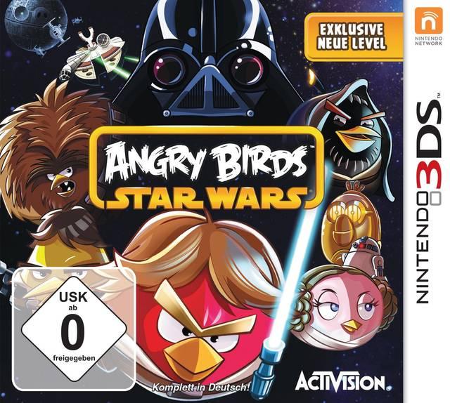 愤怒的小鸟 星战版