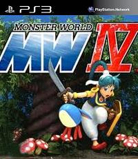 怪物世界4(PSN)