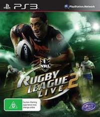《澳洲英式橄榄球2》欧版锁区光盘版+GOD版