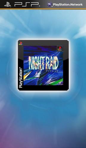 夜袭战机(PS1)