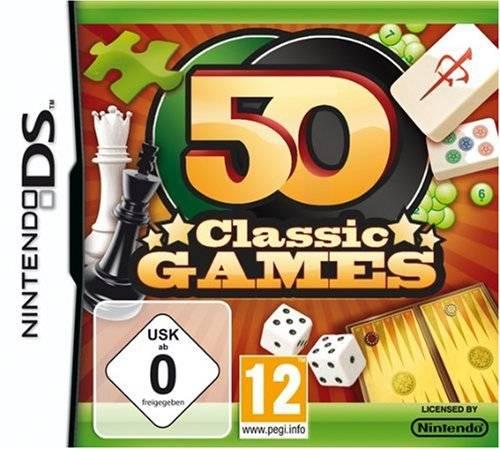 50款经典游戏