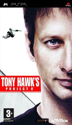 托尼 霍克滑板 八强争霸