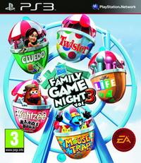 家庭游戏之夜3