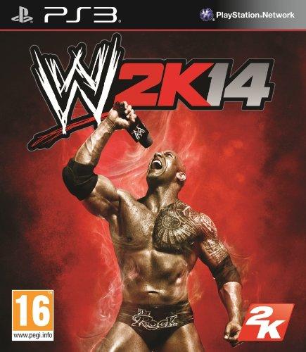 《美国职业摔角联盟2K14》全区光盘版