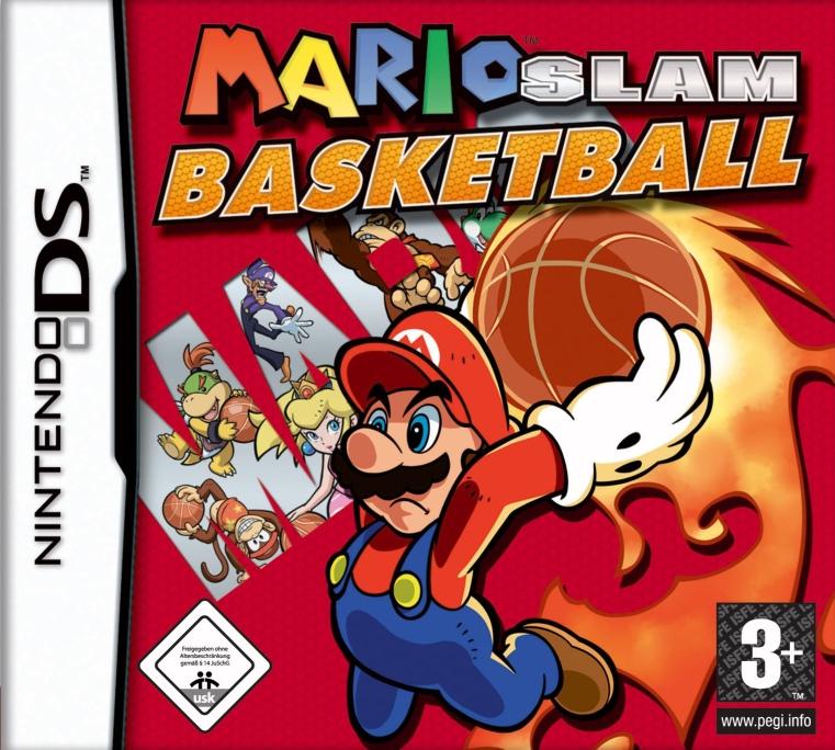 马里奥篮球3对3