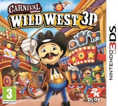 嘉年华游戏 狂野西部3D