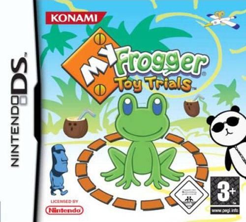 我的青蛙 玩具之旅