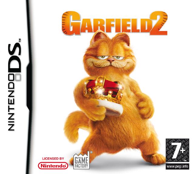加菲猫2 双猫记