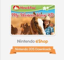 我的西部小马3D