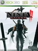 《忍者龙剑传2》欧版光盘版
