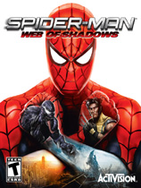 《蜘蛛侠:暗影之网》  降低动画质量硬盘版