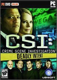 CSI致命的意图