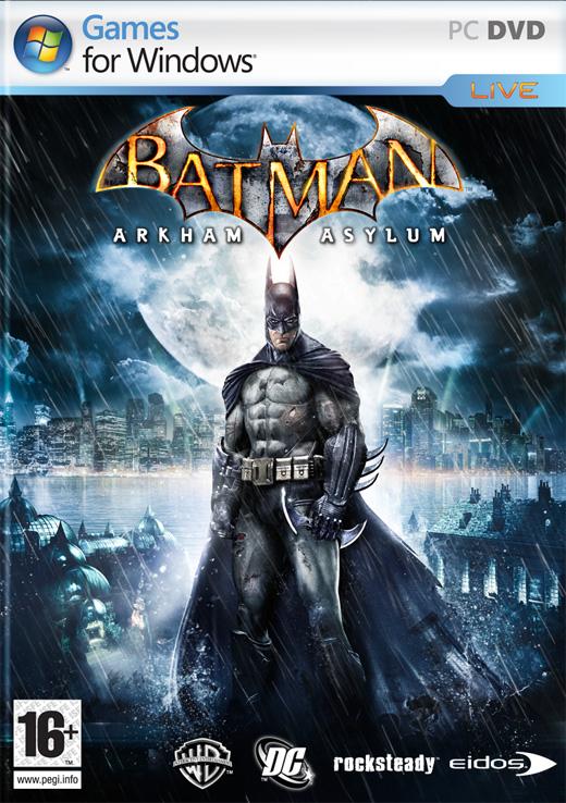 蝙蝠侠之阿卡姆疯人院