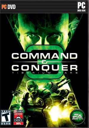 《命令与征服3泰伯利亚战争》  简体中文绿色硬盘版