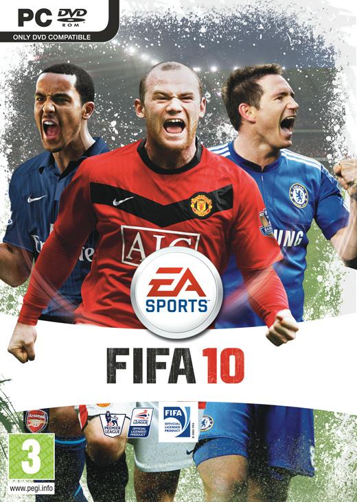 《FIFA世界足球10》中文硬盘版