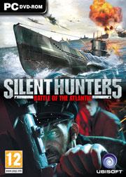 猎杀潜航5:大西洋战役中文硬盘版