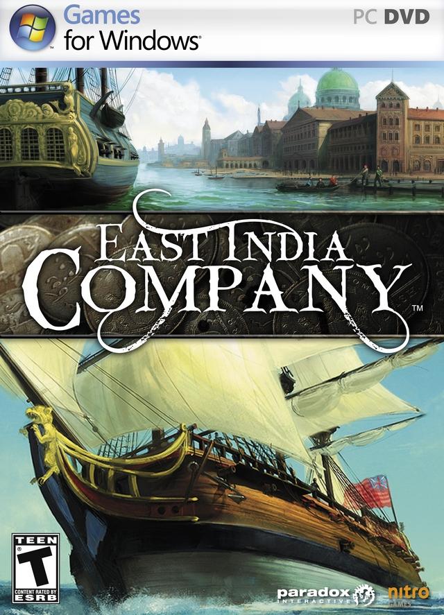 《东印度公司:典藏版》免DVD光盘版