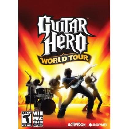 吉他英雄之世界巡演