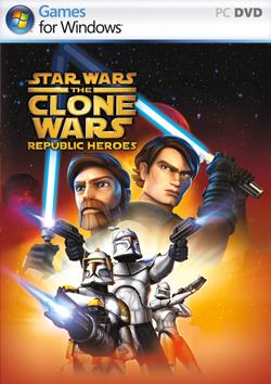 《星球大战:克隆战争-共和国英雄》硬盘版