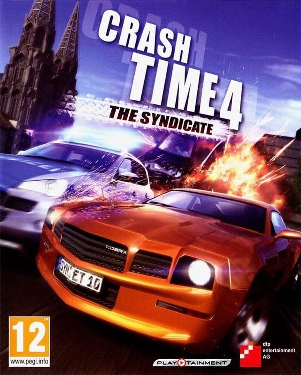 《撞击时间4:辛迪加》完整硬盘版