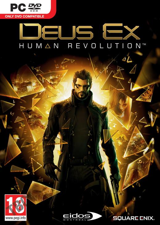 《杀出重围3:人类革命之导演剪辑版》GOD版