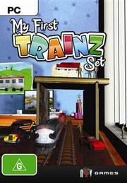 《我的火车玩具》光盘版