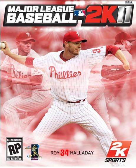 《美国职业棒球大联盟2K11》美版