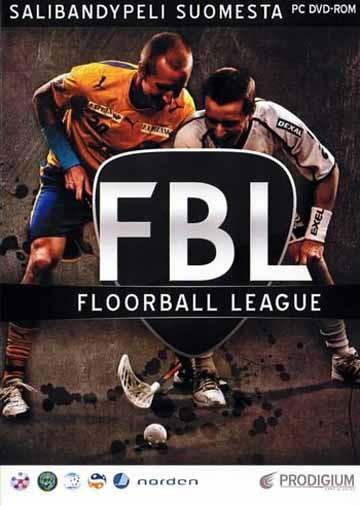 《地板球联盟》光盘版